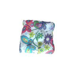 Housse pour pouf MEDIUM POINT - pomme verte
