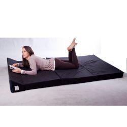 Matelas fauteuil pliant 160x60x12 cm - 1000