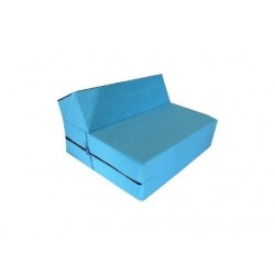 Matelas fauteuil pliant 160x60x12 cm - 1331