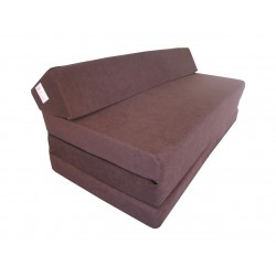 Housse pour le sofa matelas 200x120x10 cm-1021