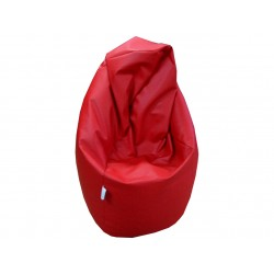 Pouf MEDIUM POINT - rouge