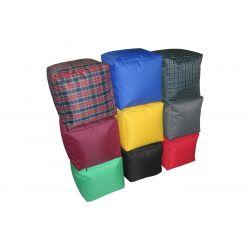 Pouf MEDIUM POINT - orange