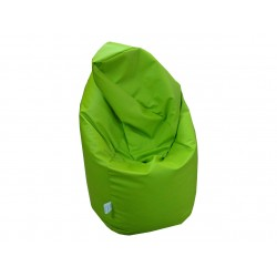 Pouf MEDIUM POINT - pomme verte