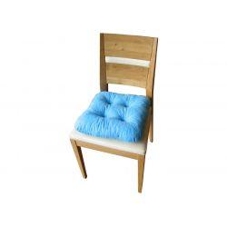 Housse pour pouf MEDIUM POINT - bleu