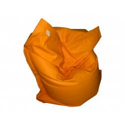 Housse pour pouf Relax POINT - orange