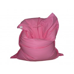 Housse pour pouf Relax POINT - rose