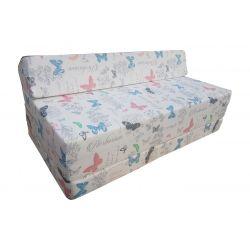 Matelas fauteuil pliant 160x60x12 cm -1333