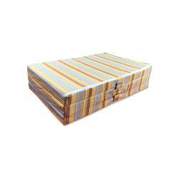 Housse pour pouf Relax POINT - noir