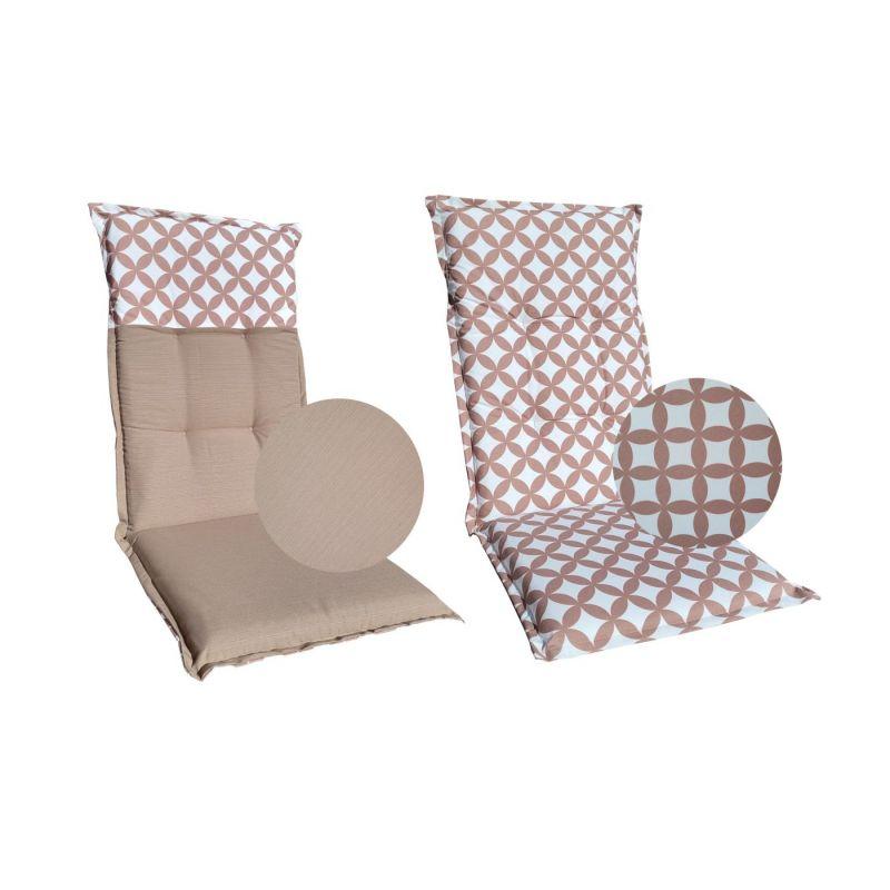 Matelas coussin pour canapé palette SIEGE - pomme verte