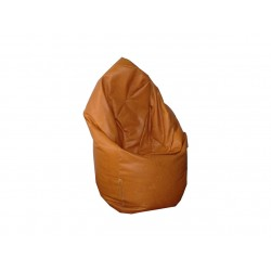 Pouf MEDIUM POINT - jaune foncé