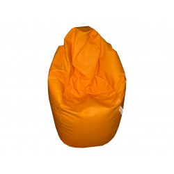 Pouf MEDIUM POINT - orange